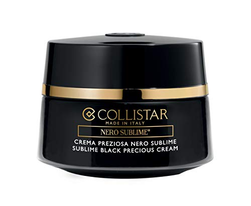 Collistar Crema Preziosa Nero Sublime Per Viso - 50 ml.