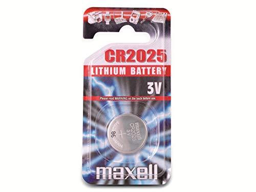 Maxell CR2025 Pile bouton lithium