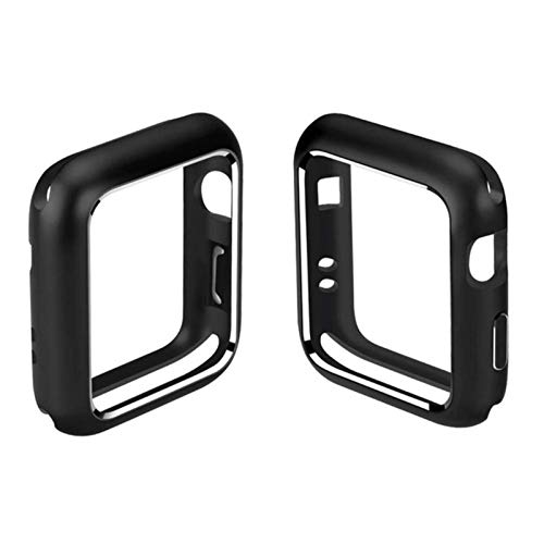New type Magnetic Protector case For Apple Watch series 4 5 40MM 44MM 360 Cover Full Aluminum Case For Iwatch 3 2 1 38MM 42MM
