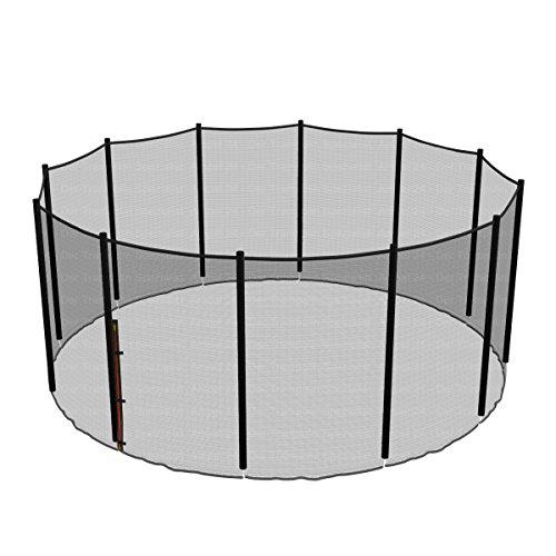 Ampel 24 Trampolin Sicherheitsnetz – ø 430 cm