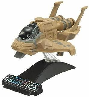 Hasbro Titanium Series Battlestar Galactica 3 Inch Vehicles Colonial Raptor