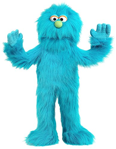 "30"" Monster (Blue) by Silly Puppets"