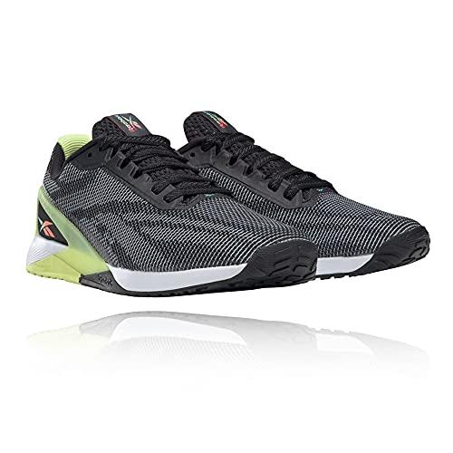 Reebok Nano X1 Grit, Zapatillas Deportivas Mujer, Negro/ENEGLW/DIGGLW, 36 EU