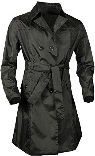 Regenmantel Ladies Noir Taille S