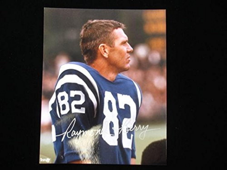 Autographed Berry Photo  8x10 PSA DNA  Autographed NFL Photos