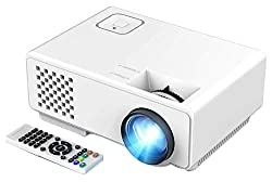 Dinshi Infinix+ (WiFi) Full HD Projector 1000 Lumen LED Projector with HDMI/VGA/USB Ports/inbuilt miracast & YouTube,Dinshi,Dinshi Infinix+