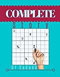Complete Story Of Sadako: USA Today Suduko Puzzle Books, The Original Sudoku Page-A-Day Calendar 2019, Hours of brain - boosting entertainment for adults and kids.