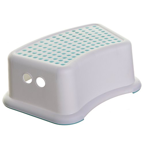 Dreambaby Step Stool Aqua Dots