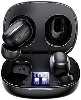 Joyroom JR-TL5 Three-Screen Digital Display Binaural TWS Earbuds - Black