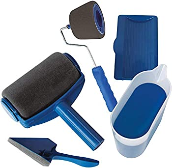 FUROO PRP Renovator Paint Runner Pro Professional Roller Blue Universal