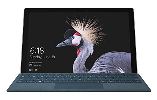 Microsoft Surface Pro Tablet Intel® Core™ i5 der siebten Generation i5-7300U 128 GB 3G 4G Silber - Tablets (31,2 cm (12.3 Zoll), 2736 x 1824 Pixel, 128 GB, 3G, Windows 10, Silber)