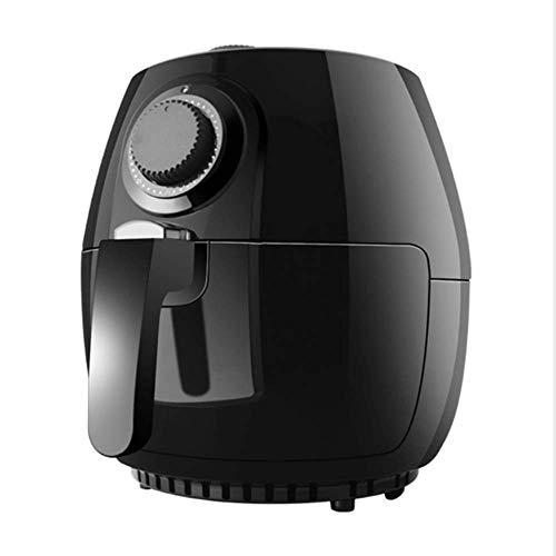 Grote capaciteit Home Fries stoomoven, met 1200W, Multi-Function Electric Fryer Lichte Golf Oven, geschikt voor ontbijt Toast sandwiches, brood, gebakken eieren, Black