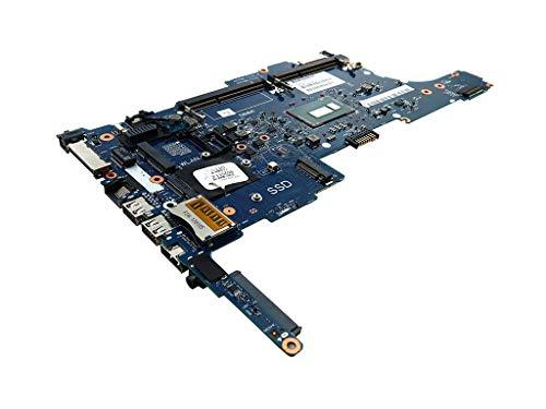 Intel Core i5-4300U 1.9GHz SR1ED Processor Laptop Motherboard 802511-001 802511-501 802511-601 for HP EliteBook 840 850 G1 Series