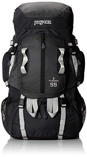 JanSport Klamath 55 (Grey Tar/Forge Grey)