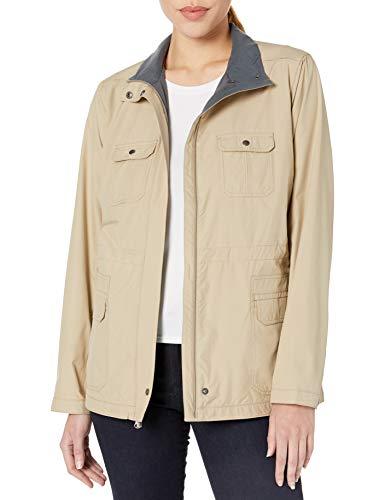 ExOfficio Women's FlyQ Jacket, Tawny, Medium