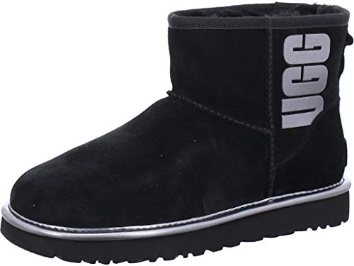 Ugg Womens 1110087-BMT_36 Winter Boots, Black
