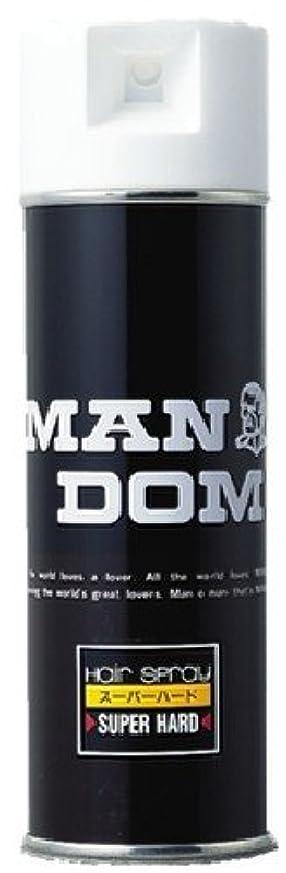 アンペア番目グループMANDOM(マンダム) ヘアスプレー スーパーハード 微香性 225g