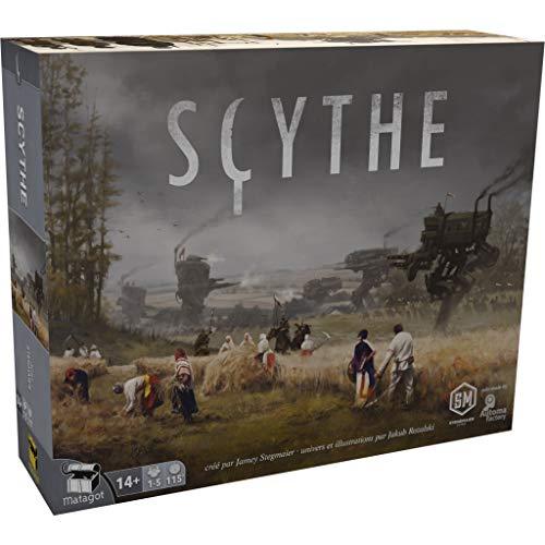 SCYTHE - Français