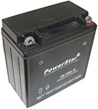 PowerStar New Replacement for Aprilia Scarabeo 50 4T Battery US Stock Fast Ship