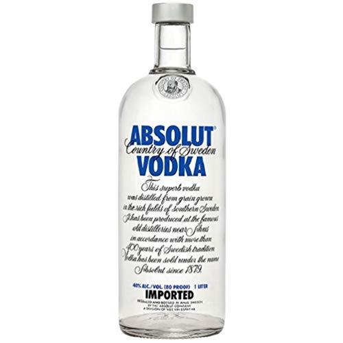 Absolut Vodka , 1.00 l