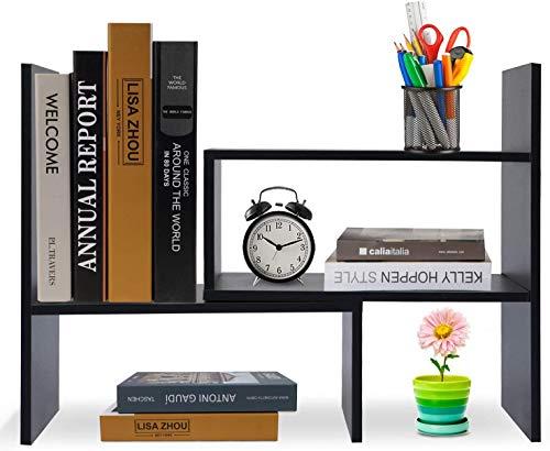 JingPeng Wood Adjustable Bookshe...