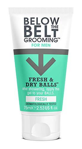 Unten der Gürtel Fresh & Dry Bälle, 75ml, Fresh