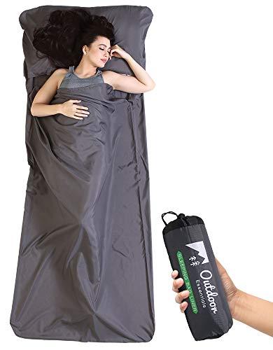 sábana saco de dormir fabricante OutdoorEssentials