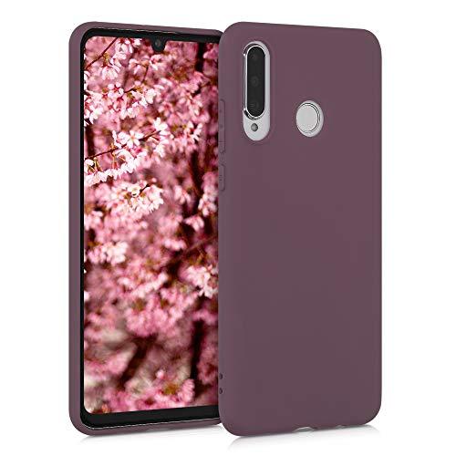 kwmobile Custodia Compatibile con Huawei P30 Lite - Cover in Silicone TPU - Back Case per Smartphone...