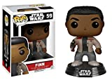 Figurine Funko Pop! Star Wars Ep.7 : Finn...