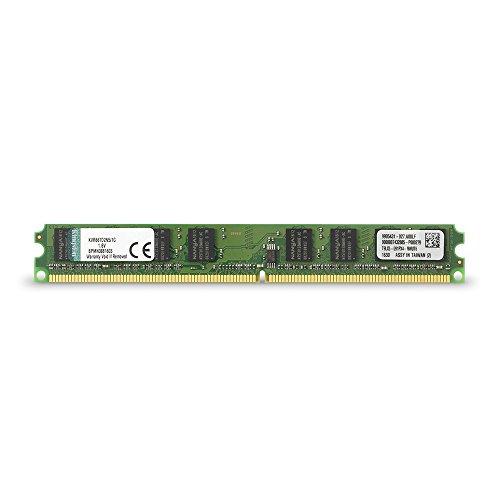 Kingston KVR667D2N5/1G Arbeitsspeicher 1GB (DDR2 Non-ECC CL5 DIMM, 240-pin)
