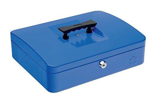5 Star 918923 geldcassette 220 x 300 x 100 blauw