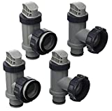 Intex Replacement Plunger Valve Plunging Assembly 10747-2 Pack