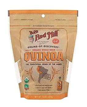 Bob s Red Mill Organic White Quinoa 13 Oz