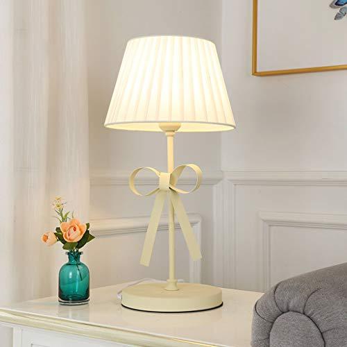 Xq Europäischen Stil Reis Weiß Bogen Tischlampe Home Schlafzimmer Kinderzimmer Tischlampe Schmiedeeisen Tischlampe