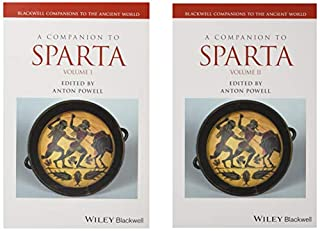 A Companion to Sparta: 2 Volume Set (Blackwell Companions to the Ancient World) (1405188693) | Amazon price tracker / tracking, Amazon price history charts, Amazon price watches, Amazon price drop alerts