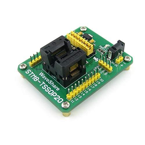 LPC Development Board LLD STM8-TSSOP20, Programmer Adapter BJ-EPower Open4337-C Standard, LPC Development Boa