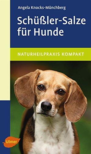 Schüßler-Salze für Hunde (Veterinärmedizin)