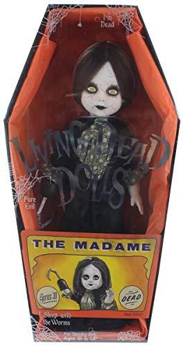 Living Dead Dolls Series 30 Sideshow: Madame