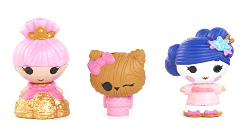 Lalaloopsy Tinies 3-Pack- Style 3