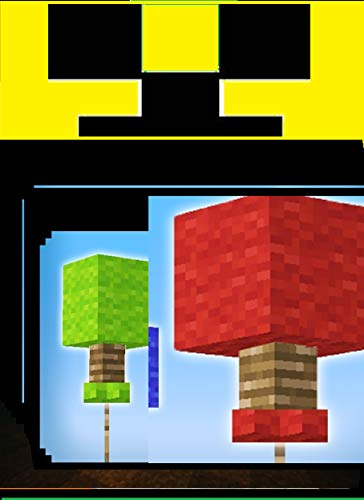 Minecraft- How to make a Balloon Stand (English Edition)