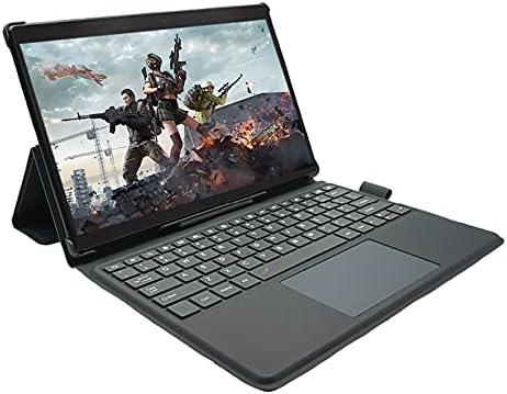 [3 Bonus Items] Simbans TangoTab XL 11.6 Inch Tablet and Keyboard, 2-in-1 Mini Laptop, Android 10, 4 GB RAM, 64 GB Storage, Mini-HDMI, 8MP Camera, USB, GPS, Dual WiFi, Bluetooth Computer PC – TLXL