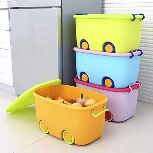 Ash & Roh Multi Functional Storage Box Home Toy Storage Box
