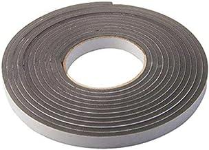 Baoblaze 2X Single Side Self-Adhesive Foam Band Raam Pad Sponge Sealing Strip 5mm Grijs