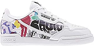 adidas Originals Kids' Continental 80 Leather Shoes