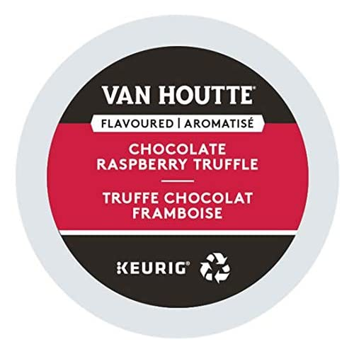 Van Houtte 48 Count -  Chocolate Truffle Coffee K Cup For Keurig K-Cup Brewers and 2.0 Brewers (5000348289-48)