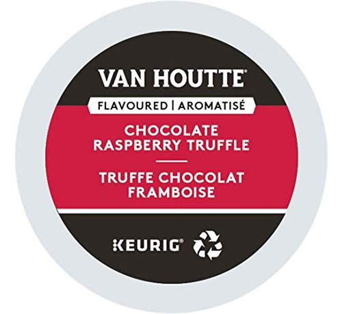 Van Houtte CHOCOLATE RASPBERRY TRUFFLE - 96 K-Cups for Keurig Brewers