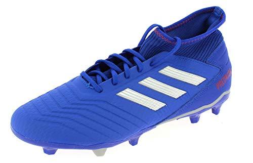 adidas Herren Predator 19.3 Fg Fußballschuhe, Mehrfarbig (Multicolor 000), 44.5 EU