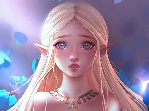 Mutuco Puzzle para Adultos,Póster The Legend of Zelda: Breath of the Wild-Game,Rompecabezas de 1000 Piezas para Adultos Regalos Infantiles Adolescentes Juegos Puzzle