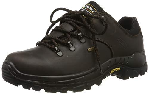 Grisport Men's Dartmoor Hiking Shoe Brown CMG477, 43 EU (9 UK)
