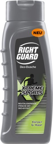 Right Guard Duschgel Xtreme Sports, 3er Pack (3 x 250 ml)